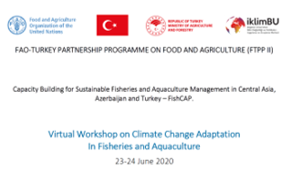 HPA Will make a presentation on Virtual Workshop on Climate Change Adaptation In Fisheries and Aquaculture 23_24 June 2020