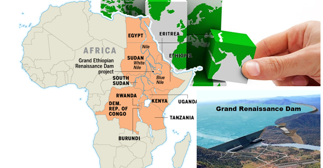 """INTERNATIONALLY PLANNED CORNERSTONE"" OF THE NEW NILE HYDROPOLITICS: GRAND RENAISSANCE DAM"