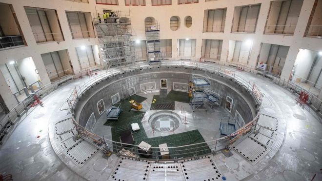 Iter: Worlds largest nuclear fusion project begins assembly