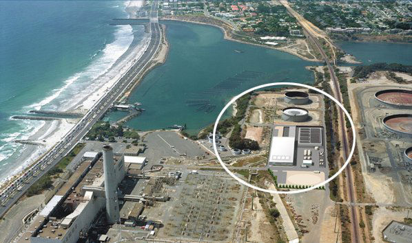 Desalination can't solve California's water shortage