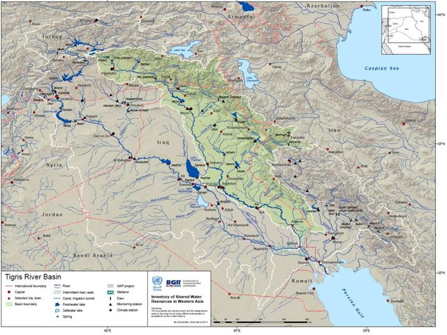 Iraq: Kurdish Dam Building Spree Threatens Fragile Water Supplies