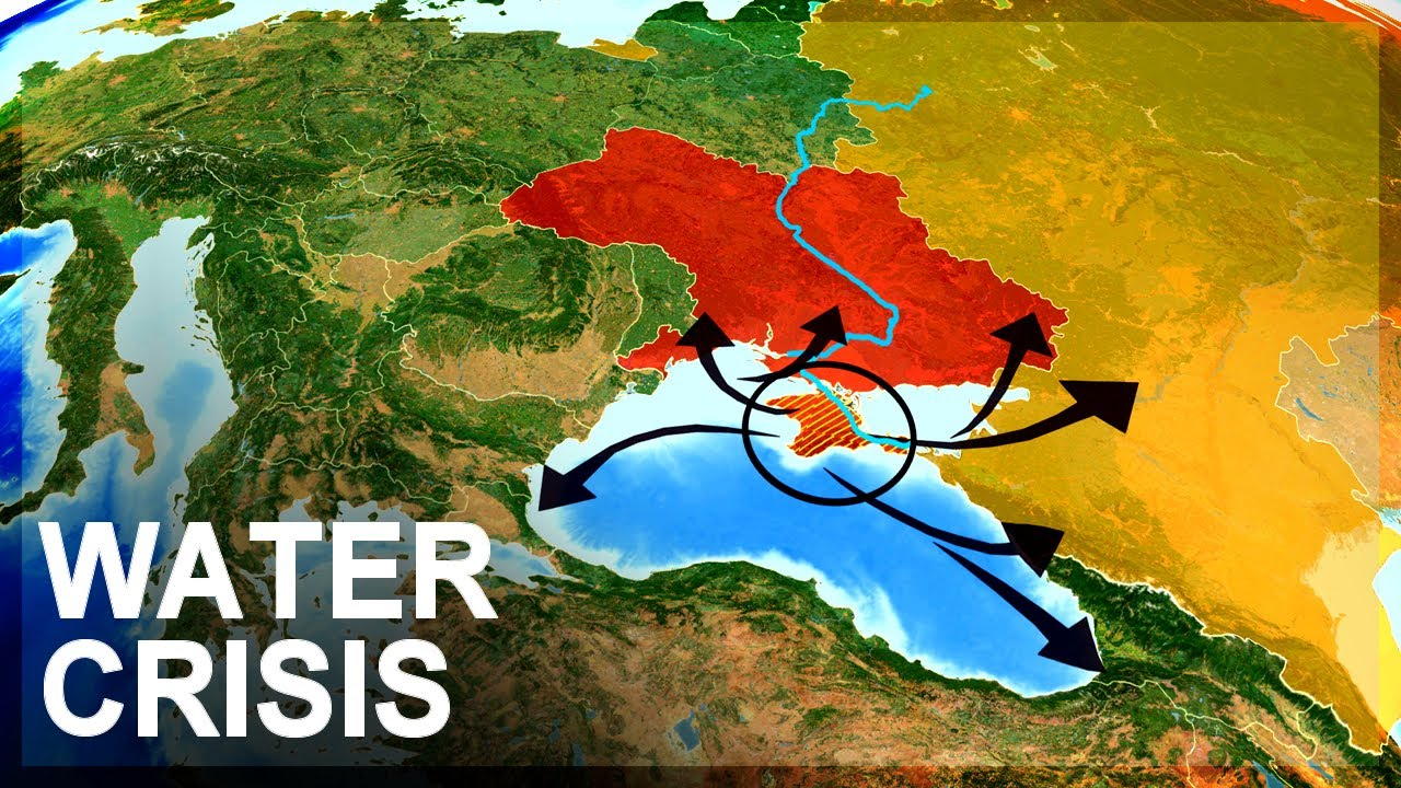 Critical water shortage in Crimea may prompt new Russian attack against Ukraine